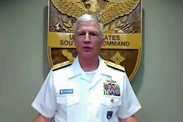 "https://www.thegatewaypundit.com/ ""width ="" 600 ""height ="" 400 ""srcset ="" https://www.thegatewaypundit.com/wp-content/uploads/Admiral-Craig-Faller--600x400.jpg 600w, https://www.thegatewaypundit.com/wp-content/uploads/Admiral-Craig-Faller-.jpg 696w ""tailles ="" (largeur max: 600px) 100vw, 600px ""/></span></p> <p id="