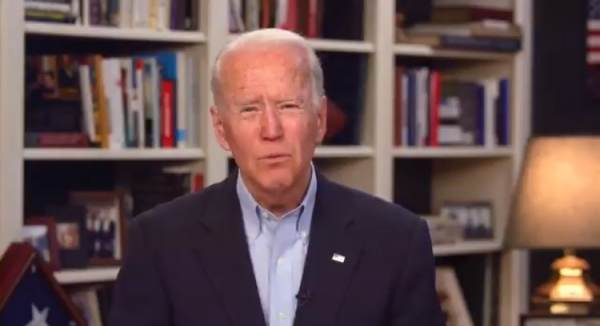 WATCH: Bumbling Joe Biden Appears to Forget the Name of the Coronavirus