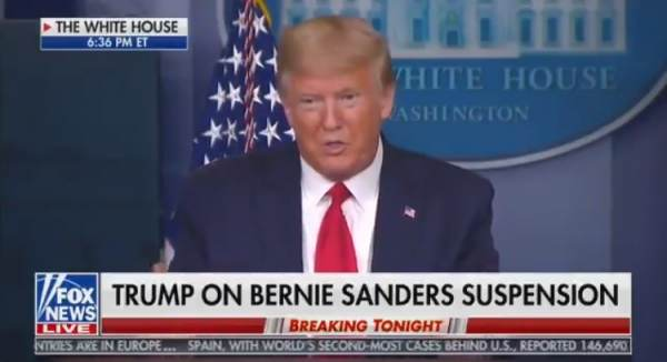 "Trump Slams Biden – ""It Amazes Me That President Obama Hasn't Supported Sleepy Joe"" (VIDEO)"