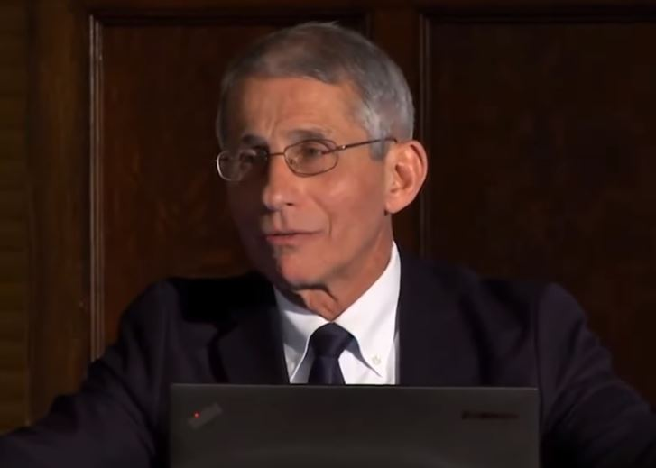"WHOA! Dr. Fauci in 2017: President Trump Will Be Challenged By a ""Surprise Global Disease Outbreak"" (VIDEO)"