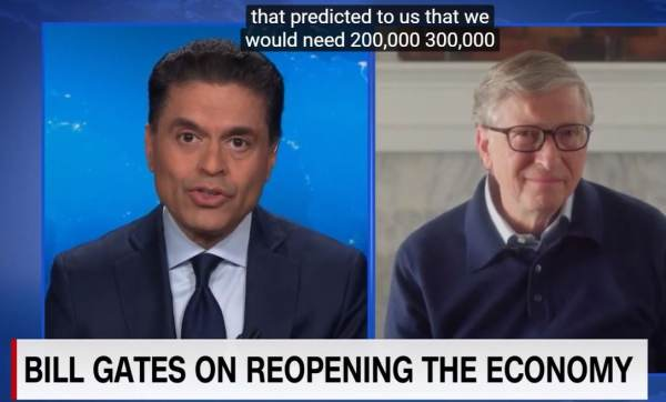 Useful Idiot Bill Gates Praises China Regime and their 'Handling' of Coronavirus — Dumps on US (VIDEO)