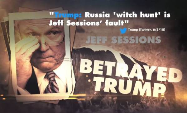 "More Insanity– Traitor Jeff Sessions to Trump: ""I Did My Duty and You're Damn Fortunate I Did!"""