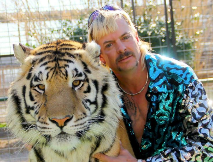 2020 Mainstream Media: Reporter Asks President Trump if He Will Pardon 'Tiger King' Joe Exotic (VIDEO)